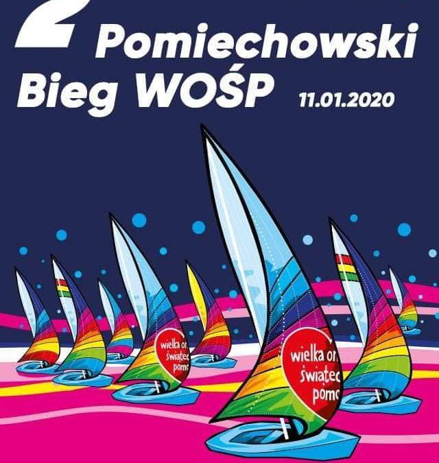 2 Pomiechowski Bieg WOŚP 11.01.2020